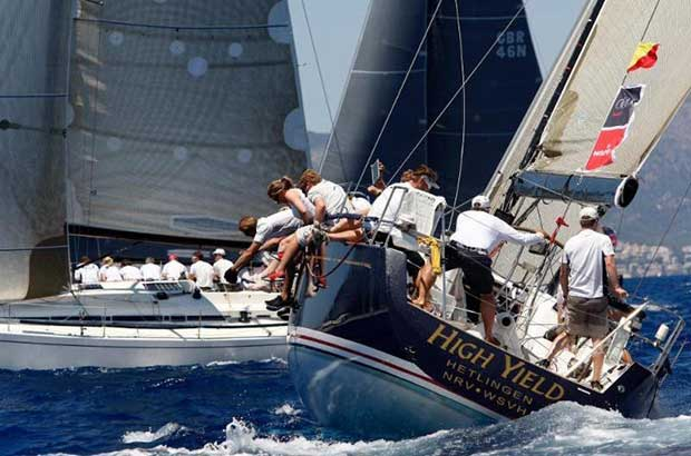 Hanns Ostmeier's German Swan 45 High Yield - photo © Fito Carreto / Copa del Rey Audi Mapfre