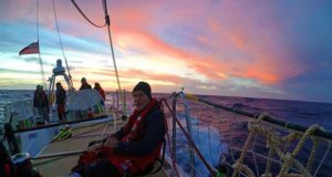 Clipper Round the World Yacht Race 10: The Garmin American Challenge to Panama, Day 8 © Clipper Race
