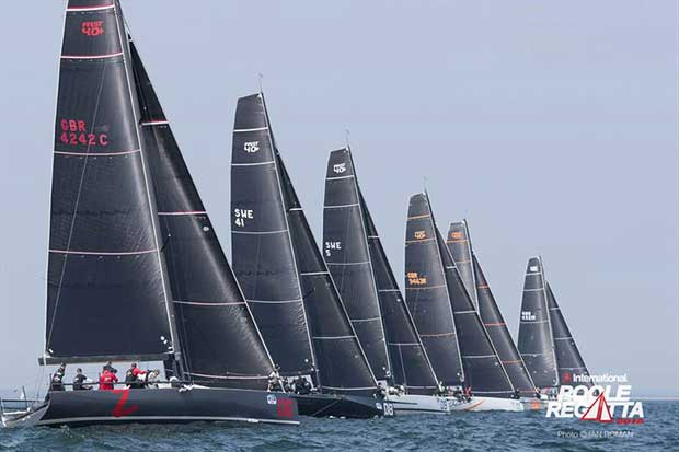 International Paint Poole Regatta 2018 day 1 - photo © Ian Roman / International Paint Poole Regatta