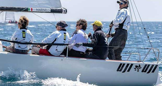 J/70 Cup 2018 - photo © Zerogradinord
