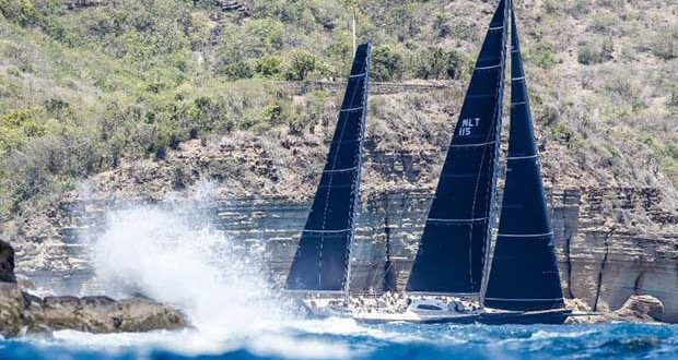 Sojana, Farr 115 superyacht, Peter Harrison (GBR): Lord Nelson Trophy & 1st in CSA 2 - 51st edition of Antigua Sailing Week 2018 - photo © Paul Wyeth / pwpictures.com