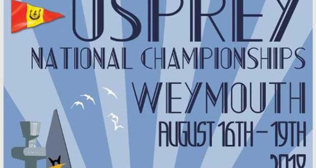 Osprey Nationals 2018 Poster © Jess Douglas