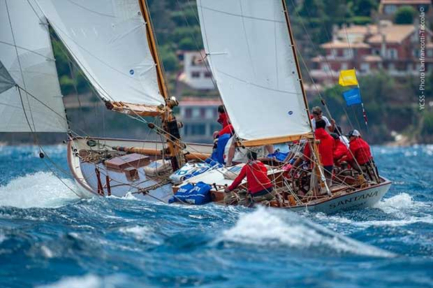 Santana, Schmidt Wendy - Day 2 - Argentario Sailing Week and Panerai Classic Yacht Challenge - photo © Fabio Taccola / Pierpaolo Lanfrancotti / YCSS Santana, Schmidt Wendy - Day 2 - Argentario Sailing Week and Panerai Classic Yacht Challenge - photo © Fabio Taccola / Pierpaolo Lanfrancotti / YCSS