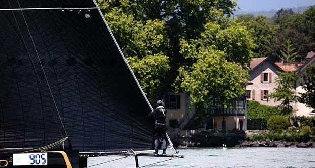 2018 Bol d'Or Mirabaud Race - Phaedo^2 - photo © Rachel Fallon-Langdon / Team Phaedo