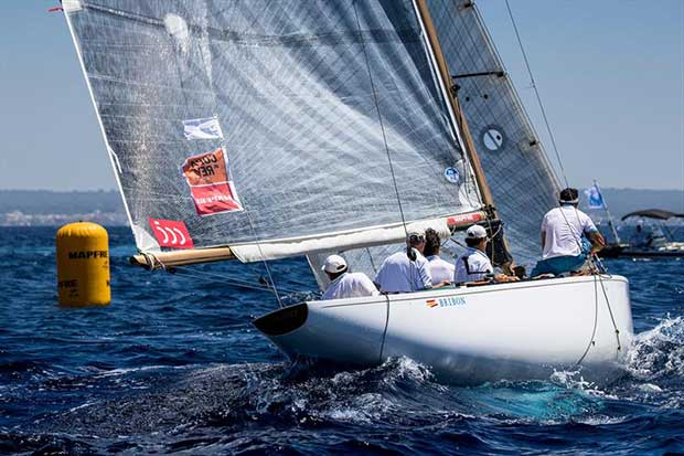 """Bribon"" on day 2 of the 37th Copa del Rey MAPFRE in Palma - photo © María Muiña / Copa del Rey MAPFRE"