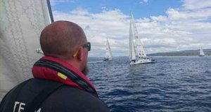 Clipper Round the World Yacht Race 13: Derry-Londonderry to Liverpool © Clipper Race