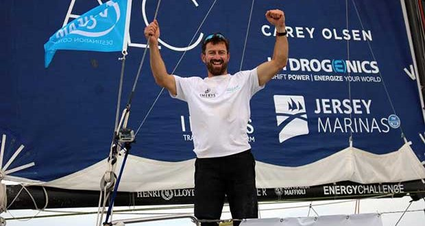 Imerys Clean Energy Skipper Phil Sharp - Drheam Cup - photo © Phil Sharp Racing
