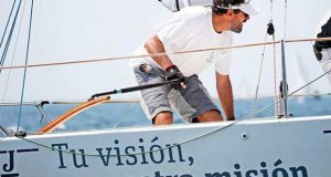 Javier Chacartegui - J/80 World Championship - photo © Pierrick Contin