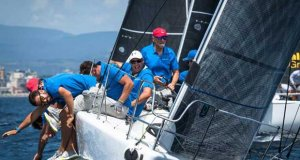 Melges 32 World League, European Division - Riva del Garda - photo © Melges World League / Barracuda Communication