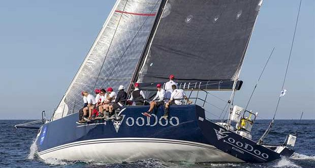 Noakes Sydney Gold Coast Yacht Race - Hugh Ellis' Voodoo - photo © Andrea Francolini