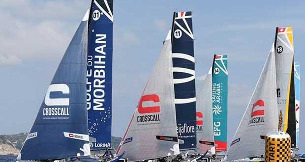 Tour Voile: Down to the wire in Nice © Jean-Marie Liot / A.S.O.