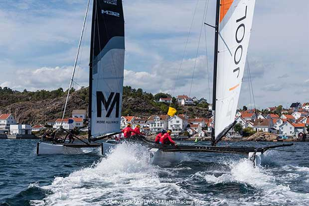 2018 WMRT Match Cup Norway - Final Day © Drew Malcolm
