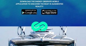 hAN ODYSSEY FOR THE FUTURE ON BOARD THE FIRST HYDROGEN VESSEL AROUND THE WORLD - Energy-Observer2 - http://www.energy-observer.org/en/