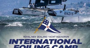 Royal New Zealand Yacht Squadron's Int. Foiling camp will use some top high performance sailors as coaches in Dec-January © Andrew Delves