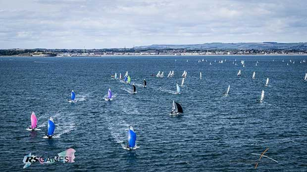 RS500 Worlds during the RS Games at the WPNSA © Alex & David Irwin / www.sportography.tv
