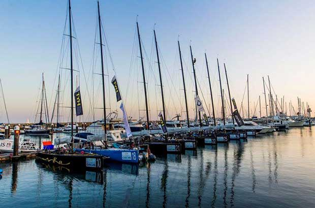 The fleet moored in Marina de Cascais 2017 - photo © Pedro Martinez / Martinez Studio