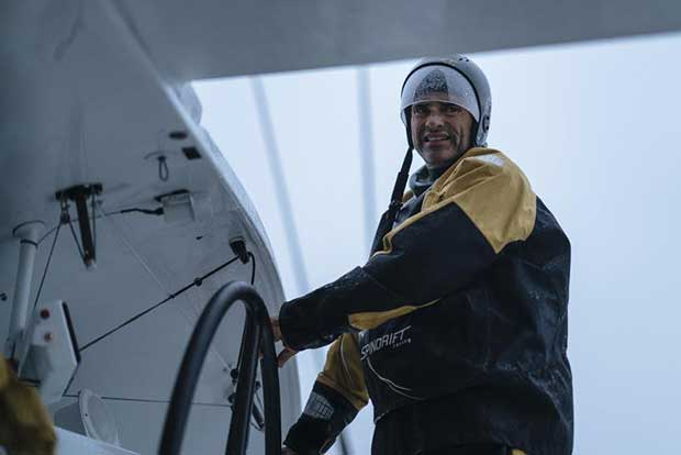 Spindrift racing complete a Transatlantic passage to bring Spindrift 2 back home to La Trinité - photo © Chris Schmid / Spindrift racing