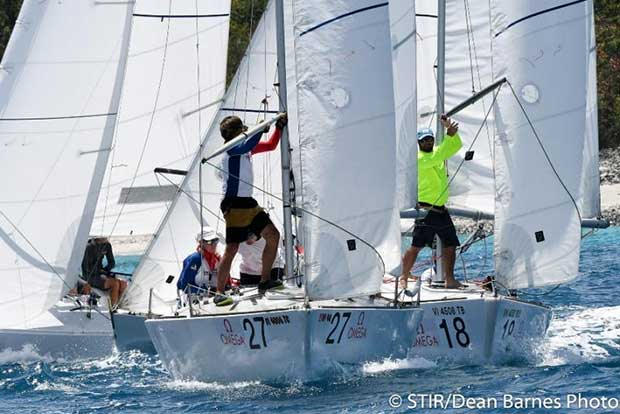 Highly-competitive IC24 fleet makes for exciting racing - photo © STIR / Dean Barnes