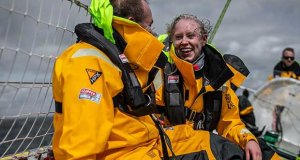 Clipper 2019-20 Race crew Eve Ashforth - photo © Image Comms