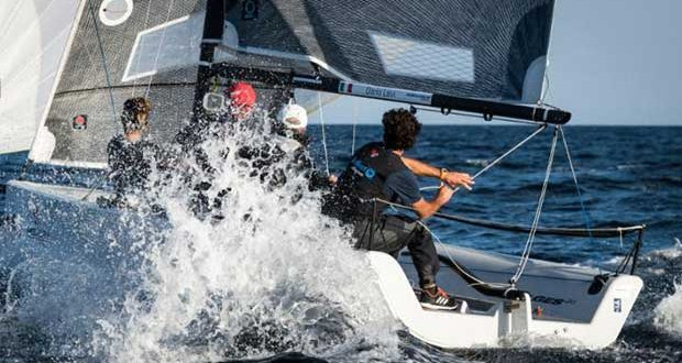 2018 Melges 20 World League, Russian Open Dario Levi, FREMITO D'ARJA - photo © Melges 20 Russian Open 2018 / Barracuda Communication