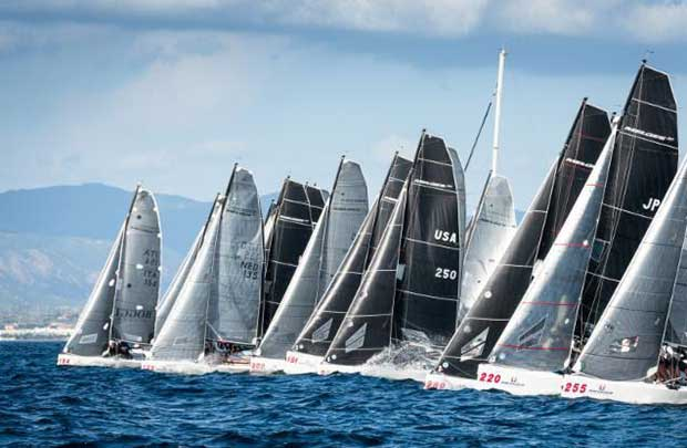 2018 Melges 20 World League, Russian Open © Melges 20 Russian Open 2018 / Barracuda Communication