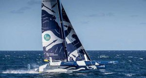 Maxi Edmond de Rothschild - Route du Rhum - Destination Guadeloupe - photo © Eloi Stichelbaut