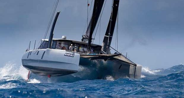ORCmh will be used in the 2019 season for OMA's competitive class of performance cruising catamarans © Christophe Jouany