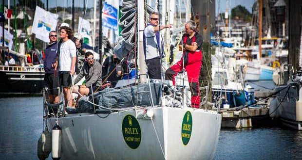 Rolex Fastnet Race - photo © ELWJ/Rolex