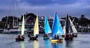 Royal Lymington Champion of Champions Event 2018 © Paul French