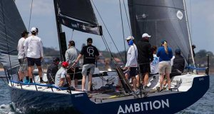 Chris Dare's new TP Ambition - Festival of Sails - photo © @Bruno Cocozza / Australian Sailing