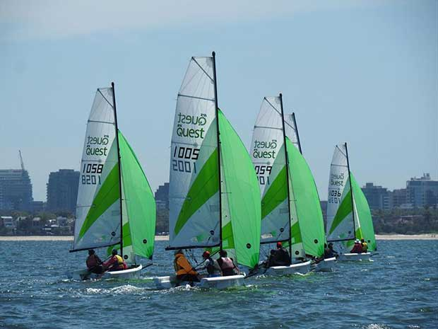 90th Stonehaven Cup at Royal Brighton Yacht Club © Ray Smith