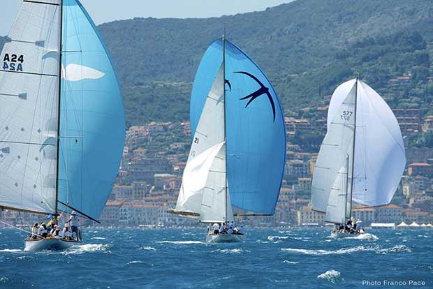 Argentario Sailing Week - Spinnaker Santo Stefano - photo © Franco Pace