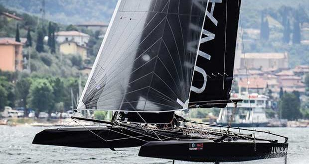 The ETF26 'Easy To Fly' foiler designed by Jean-Pierre Dick - photo © Foiling Week / Martina Orsini
