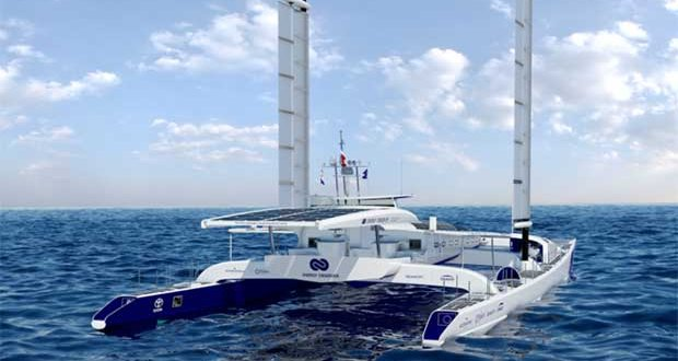 ODYSSEY FOR THE FUTURE ON BOARD THE FIRST HYDROGEN VESSEL AROUND THE WORLD