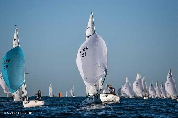 2018 Imperia Winter Regatta © Andrea Lelli