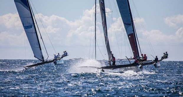 Fleet at M32 Worlds - photo © Anton Klock / M32 Worlds