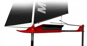 Mothquito Foiling Catamaran - photo © Mothquito