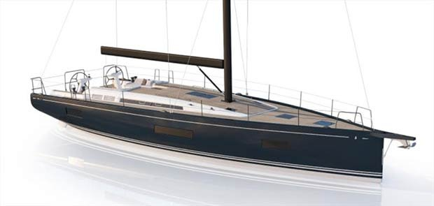 First Yacht 53 © Beneteau