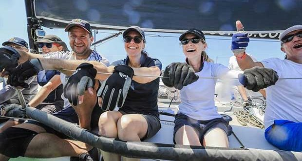 2018 Festival of Sails - Envy Scooters crew from the onwater photographer Craig Greenhill - photo © Salty Dingo