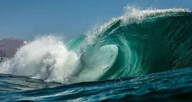 Increasing wave energy with climate change means more challenges for coastal risk and adaptation. © IH Cantabria