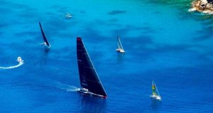 Les Voiles de St. Barth Richard Mille - photo © Christophe Jouany