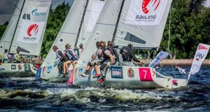 2017 Sailing Champions League Act 1 in Saint-Petersburg © Anya Semeniouk