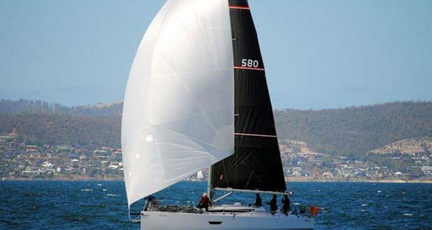 Frontline won Division 2 PHS - Hobart Combined Clubs Summer Pennant race 7 © Peter Campbell