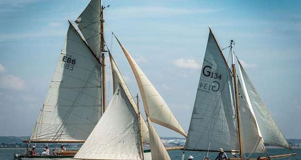 Cowes Classics Week © Tim Jeffreys Photography