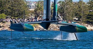 AUS SailGP Team in action © Crosbie Lorimer