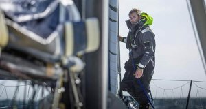 Aan adventure to Vendée Globe © Matt Knighton