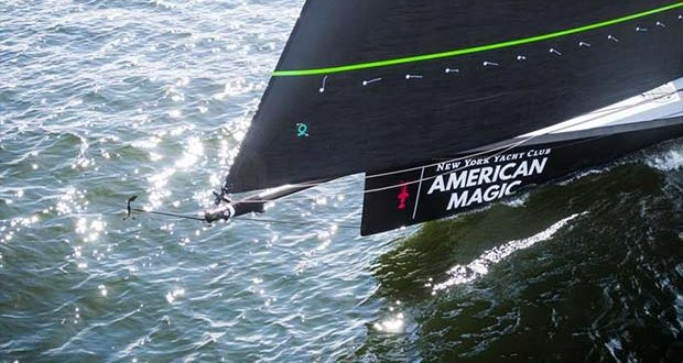 NYYC American Magic will use Quantum Sails - Pensacola, Florida - February 2019 - photo © Amory Ross