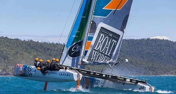 The Boat Works at ABRW in 2016 - Airlie Beach Race Week © Andrea Francolini
