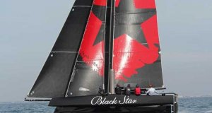 New to the GC32 Racing Tour for 2019 is Black Star Sailing Team. © Black Star Sailing Team