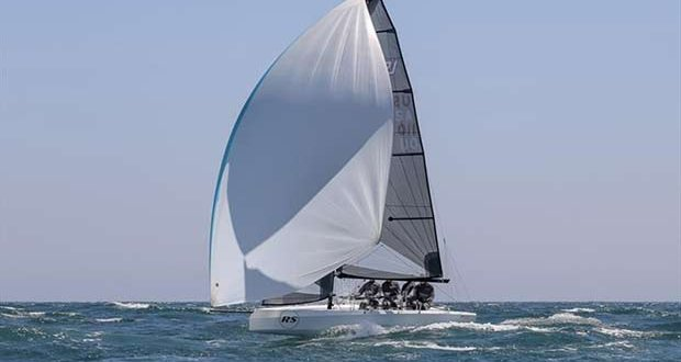 Chip Merlin's experience sailing an RS21 © RS Sailing